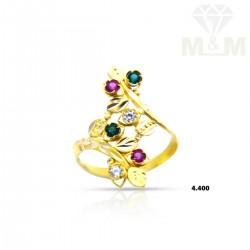 Esthetic  Gold Casting Ring