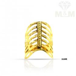 Virtuosic Gold Fancy Ring