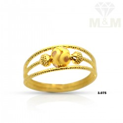 Gorgeous Gold Fancy Ring