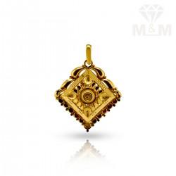 Illustrious Gold Fancy Pendant