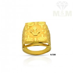 Indelible Gold Fancy Ring