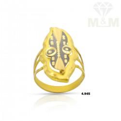 Prestigious Gold Fancy Ring