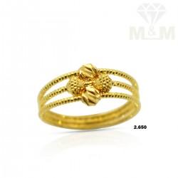 Archetypal Gold Fancy Ring