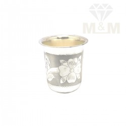 Splendid SIlver Fancy Tumbler