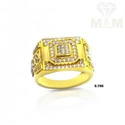 Splendid Gold Casting Ring