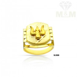 Sightly Gold Fancy Ring