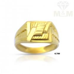 Pristine Gold Fancy Ring