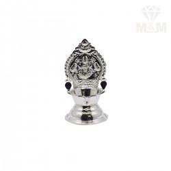 Stylish Silver Kamatchi...