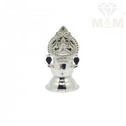 Wonderful Silver Kamatchi...