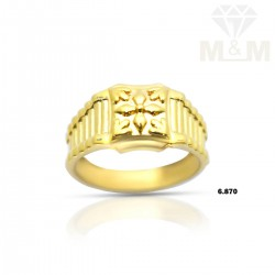 Fabulous Gold Casting Ring