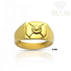 Awesome Gold Casting Ring