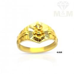 Unforgettable Gold Ganesha...