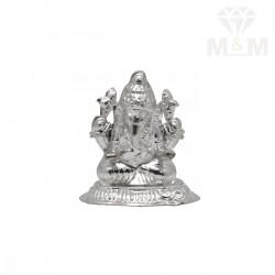 Delectable Silver Vinayagar...