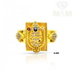 Luxurious Gold Stone Balaji...