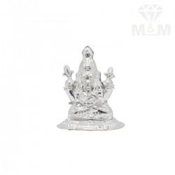Fortunate Silver Vinayagar...