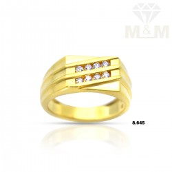 Charismatic Gold Casting Ring