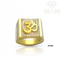 Inspired Gold Casting Ring