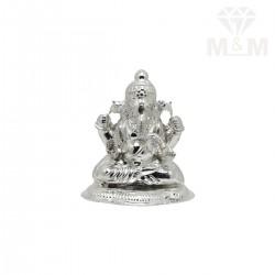 Impressive Silver Vinayagar...