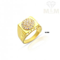 Jazziest Gold Casting Ring