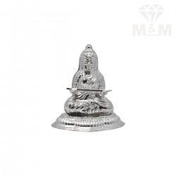 Popular Silver Lakshmi Statue