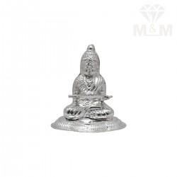 Legend Silver Lakshmi Statue