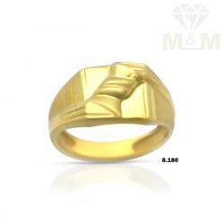 Superduper Gold Casting Ring