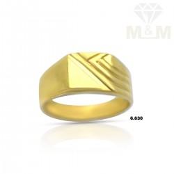 Seductive Gold Casting Ring