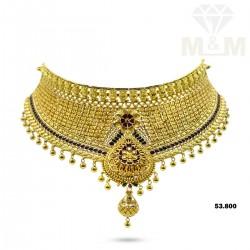 Venerable Gold Fancy Necklace