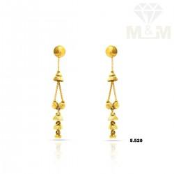 Ravish Gold Fancy Earring