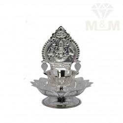 Ancient Silver Lotus...