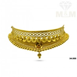Nicest Gold Fancy Necklace