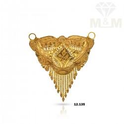 Astonishing Gold Fancy Pendant