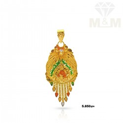 Fine Gold Fancy Pendant