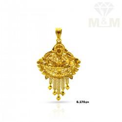 Gallant Gold Fancy Pendant
