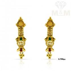 Traditions Gold Fancy Earring