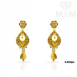 Consummate Gold Fancy Earring