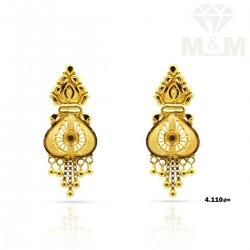 Prestigious Gold Fancy Earring