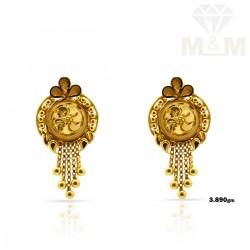 Archetypal Gold Fancy Earring