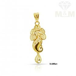 Notable Gold Fancy Pendant