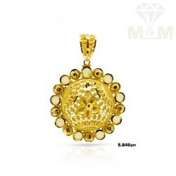 Celebrity Gold Fancy Pendant