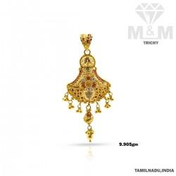 Coolest Gold Fancy Pendant