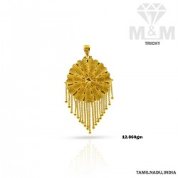 Eminent Gold Fancy Pendant