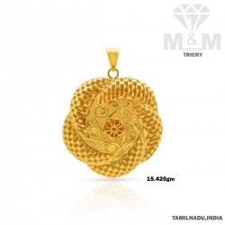 Sublime Gold Fancy Pendant