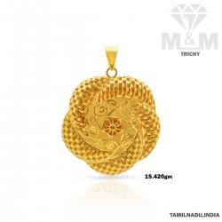Sublime Gold Fancy Pendant