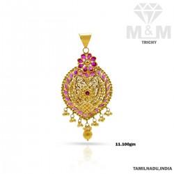 Gorgeous Gold Fancy Pendant