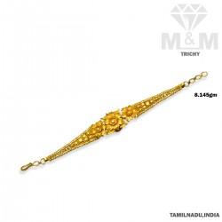 Temptable Gold Fancy Bracelet