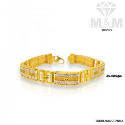 Blessed Gold Fancy Bracelet