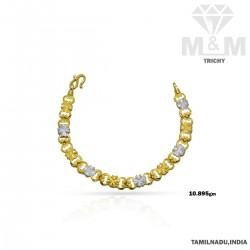 Enormous Gold Fancy Bracelet