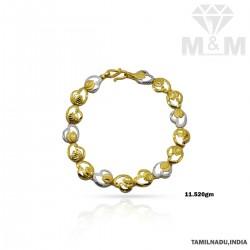 Delightful Gold Fancy Bracelet