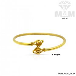 Reputed Gold Casting Bracelet